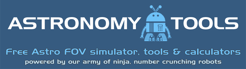 Astronomy Tools Logo